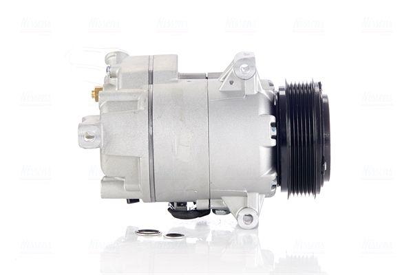 Kompressor Klimaanlage NISSENS 890267