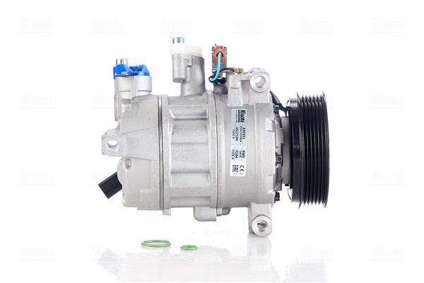 NISSENS Klimakompressor 890551