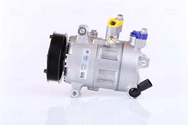 NISSENS Klimakompressor 890607