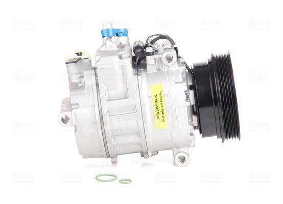 Original LAND ROVER Klimakompressor 89232