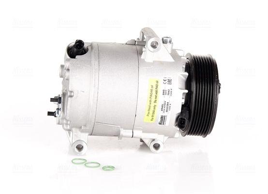 Original RENAULT Klimakompressor 89481