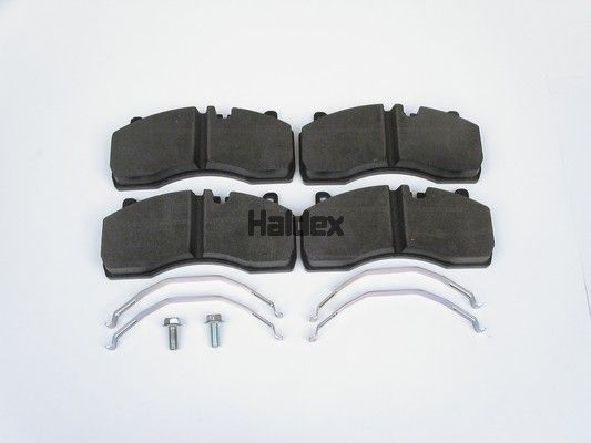 Bremsklötze HALDEX 89796