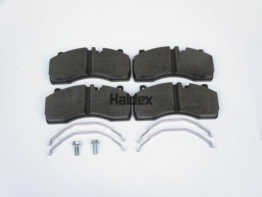 Bremsbeläge HALDEX 89796