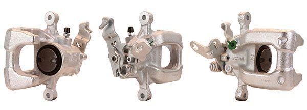 AC9806 HELLA ohne Halter Bremssattel 8AC 355 398-061 günstig kaufen