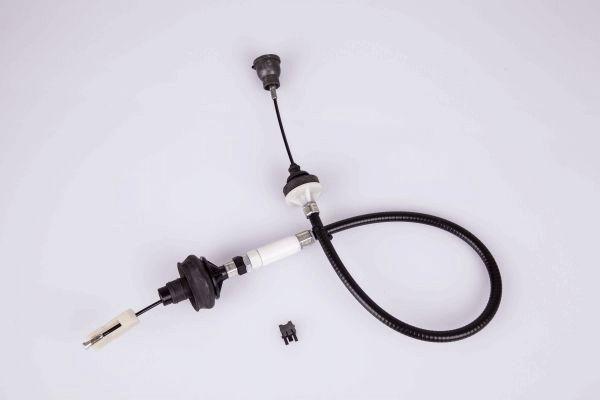 AK0121 HELLA Nachstellung: mit manueller Nachstellung Seilzug, Kupplungsbetätigung 8AK 355 701-211 günstig kaufen