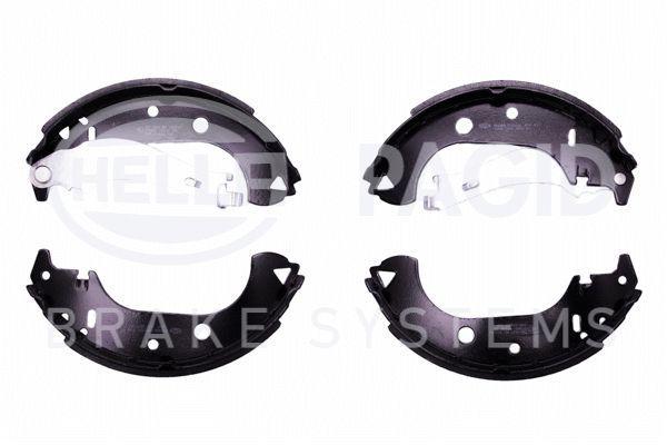 Original FIAT Bremsbacken für Trommelbremse 8DB 355 002-611