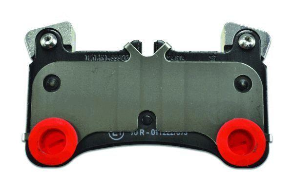 8DB355014631 Bremsbeläge HELLA 24614 - Große Auswahl - stark reduziert