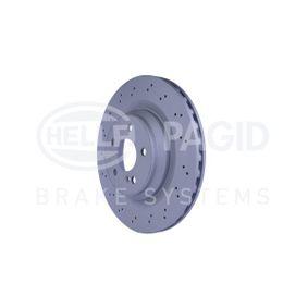 8DD355109501 Bremsscheiben HELLA 8DD 355 109-501 - Große Auswahl - stark reduziert