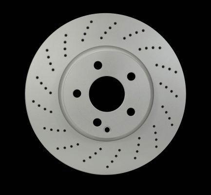 Original MERCEDES-BENZ Scheibenbremsen 8DD 355 114-231