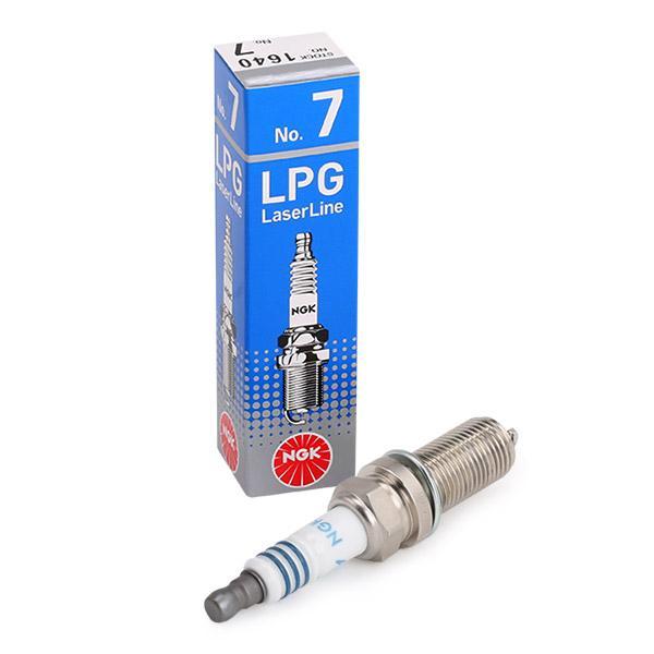Pirkti LPG7 NGK LPG Laser Line CNG/LPGveržliarakčio dydis: 16 mm Uždegimo žvakė 1640 nebrangu