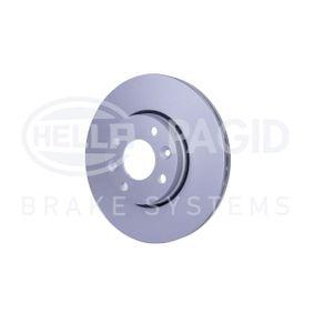 8DD355127881 Bremsscheiben HELLA 8DD 355 127-881 - Große Auswahl - stark reduziert
