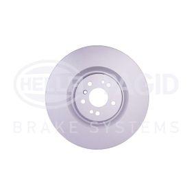 54766PROHC HELLA PRO High Carbon Innenbelüftet, beschichtet, hochgekohlt, ohne Radnabe, ohne Radbefestigungsbolzen Ø: 375mm, Bremsscheibendicke: 32,0mm Bremsscheibe 8DD 355 128-941 günstig kaufen