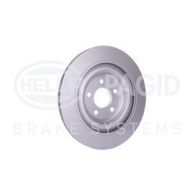 8DD 355 128-971 Bremsscheibe HELLA - Markenprodukte billig