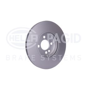 8DD355129-021 Bremsscheibe HELLA Erfahrung
