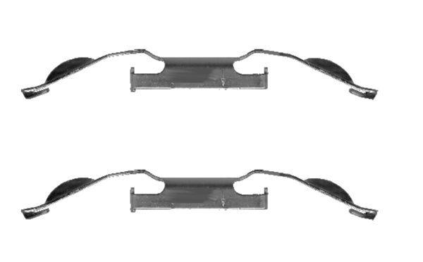 HELLA: Original Bremssattel Reparatur Set 8DZ 355 201-271 ()