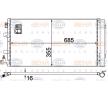 Klimakondensator 8FC 351 310-544 Megane III Grandtour (KZ) 1.5 dCi 110 PS Premium Autoteile-Angebot