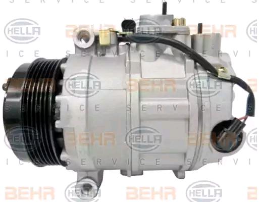 Original MERCEDES-BENZ Kompressor Klimaanlage 8FK 351 105-631