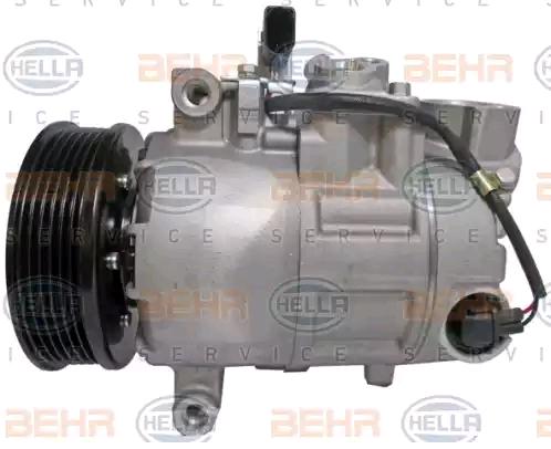 HELLA Klimakompressor 8FK 351 105-661