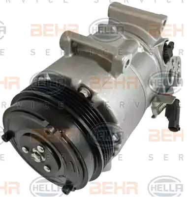 Original MERCEDES-BENZ Kompressor 8FK 351 110-901