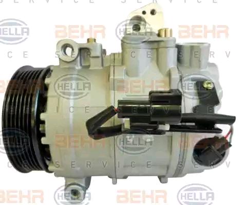 Kompressor Klimaanlage HELLA 8FK 351 114-991