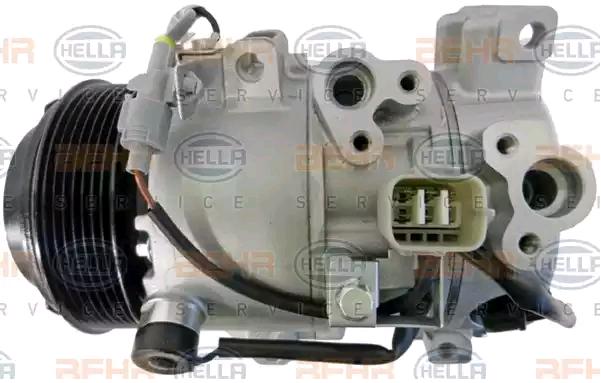 Original LEXUS Kompressor Klimaanlage 8FK 351 176-701