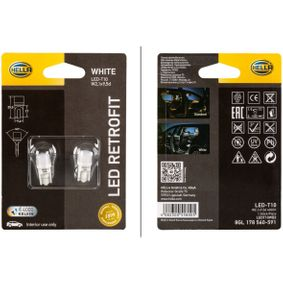 8GL 178 560-591 Glühlampe HELLA - Markenprodukte billig
