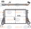 8ML 376 723-544 HELLA Ladeluftkühler für MERCEDES-BENZ online bestellen