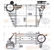 8 ml 376 760-594 HELLA intercooler Chargeur