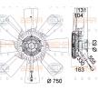 Lüfter, Motorkühlung 8MV 376 758-281 Niedrige Preise - Jetzt kaufen!