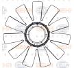 Lüfterrad, Motorkühlung 8MV 376 906-601 Niedrige Preise - Jetzt kaufen!