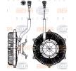 8MV 376 907-141 HELLA Kupplung, Kühlerlüfter für MERCEDES-BENZ online bestellen