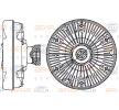 8MV 376 907-281 HELLA Kupplung, Kühlerlüfter für FAP online bestellen