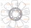 8MV 376 907-631 HELLA Lüfterrad, Motorkühlung billiger online kaufen