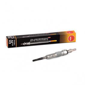 Y607AS NGK D-Power 5,0V Länge über Alles: 101,0mm, Gewindemaß: M10 x 1,0 Glühkerze 7560 günstig kaufen