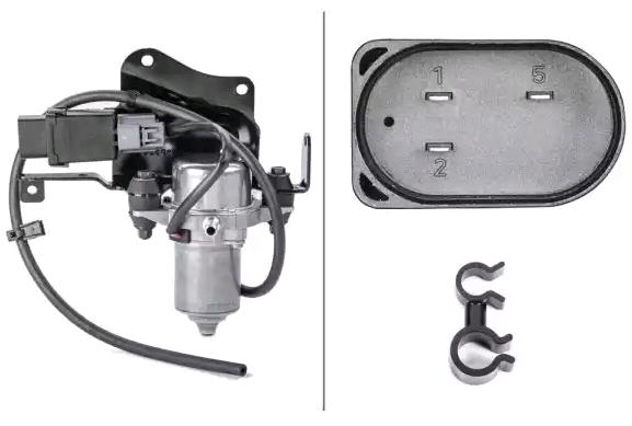 OE Original Unterdruckpumpe, Bremsanlage 8TG 009 428-401 HELLA