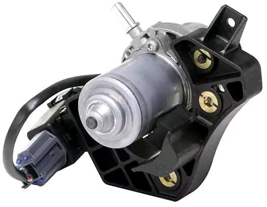 8TG 009 428-411 HELLA mit Halter, mit Dämpfung, mit integriertem Relais Unterdruckpumpe, Bremsanlage 8TG 009 428-411 günstig kaufen
