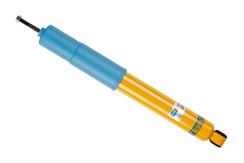 Купете BE563215 BILSTEIN - B6 Performance задна ос, газов, амортисьор без натяг пружина, амортисьора не носи пружината, отгоре щифт, ухо отдолу Амортисьор 24-632157 евтино