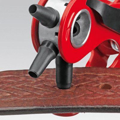 9070220SB Lochzange Revolver KNIPEX 90 70 220 SB - Große Auswahl - stark reduziert