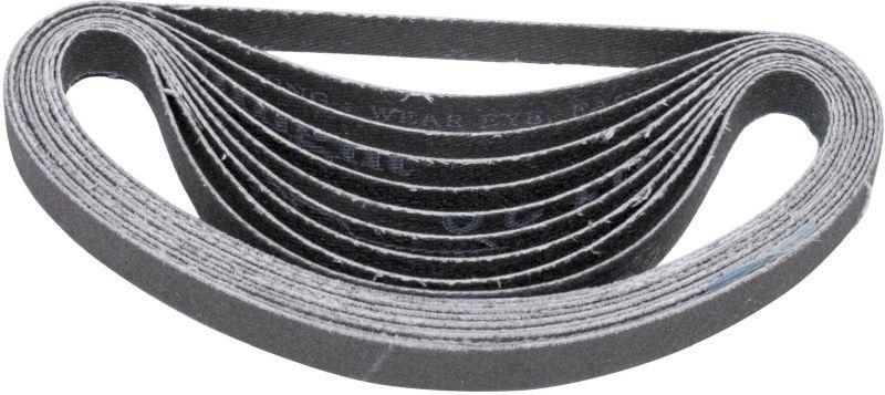 HAZET Sada brusných pásků, pásová bruska 9033-4120/10 ve slevě – kupujte ihned!