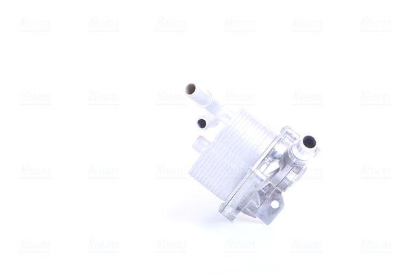 NISSENS | Ölkühler, Automatikgetriebe 90736