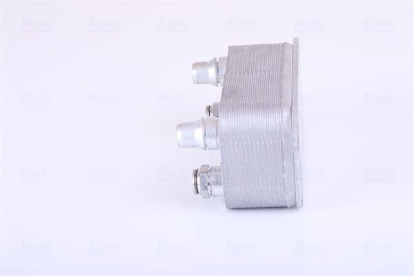 NISSENS   Ölkühler, Automatikgetriebe 90909