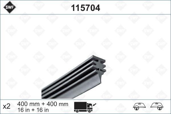 Achetez Système lave-glace SWF 115704 () à un rapport qualité-prix exceptionnel