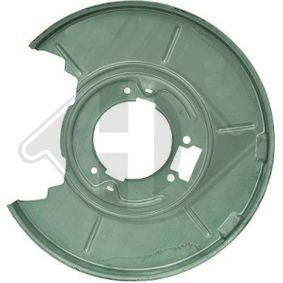 9119052 DIEDERICHS Rear Axle Right Splash Panel, brake disc 9119052 cheap