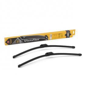 119323 SWF VisioFlex Front, Beam, Length: 550mm, 22/22Inch Styling: with spoiler, Left-/right-hand drive vehicles: for left-hand drive vehicles Wiper Blade 119323 cheap