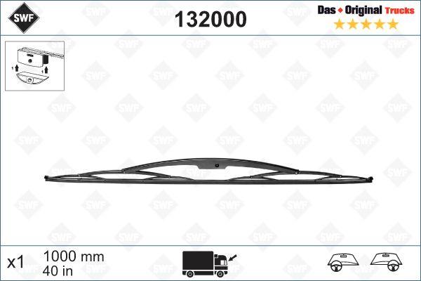Original Ruitenwisser 132000 Mercedes