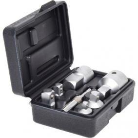 917.0707 Juego de adaptadores de ampliación / reducción, carraca KS TOOLS calidad original
