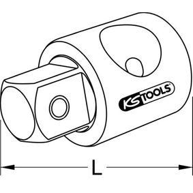 9183807 Slitta KS TOOLS 918.3807 - Prezzo ridotto
