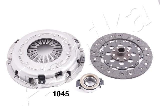 Clutch set 92-01-1045 ASHIKA — only new parts