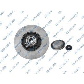 Comprare GHA230148K GSP Assale posteriore, con sensore ABS integrato Ø: 267,7mm, Cerchione: 4-fori Disco freno 9230148K poco costoso
