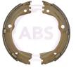 Bremsbackensatz, Feststellbremse 9371 — aktuelle Top OE 58305 2PA10 Ersatzteile-Angebote